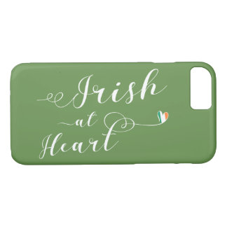 Irish At Heart Mobile Phone Case