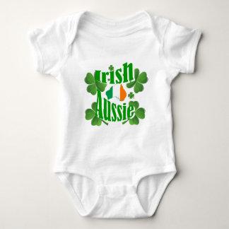 Irish Aussie Baby Bodysuit