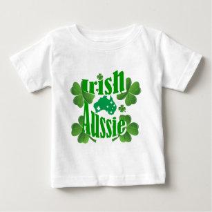 Irish Aussie Baby T-Shirt