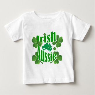 Irish Aussie Baby T-Shirt