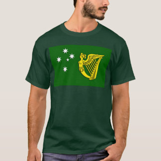 Irish Australia Flag T-Shirt