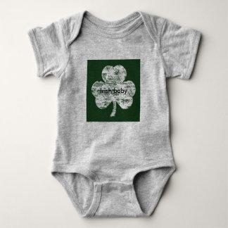Irish baby baby bodysuit