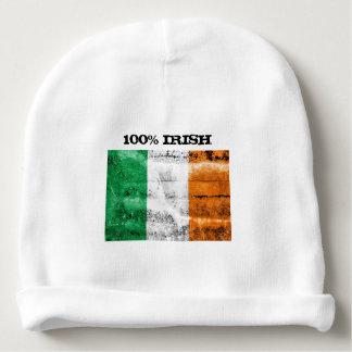 Irish baby hat baby beanie