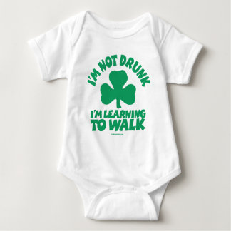 Irish Baby - I'm not drunk... Baby Bodysuit
