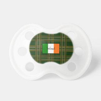 Irish Baby Pacifier