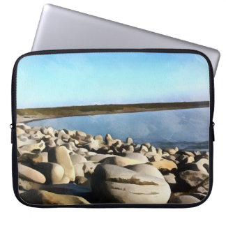 Irish Beach Laptop Sleeve