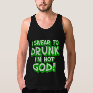 Irish Beer Drinking Festivities Humour Singlet