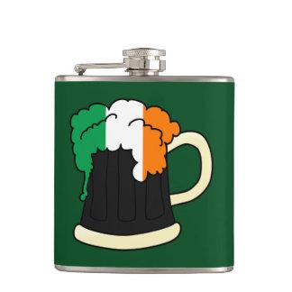 Irish Beer Hip Flask