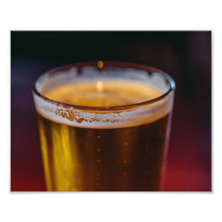 Irish Beer Photograph