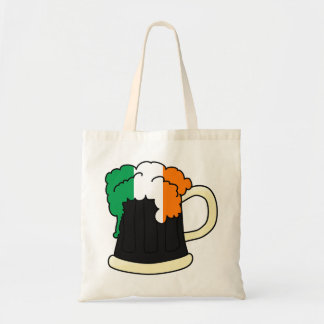 Irish Beer Tote Bag
