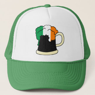 Irish Beer Trucker Hat