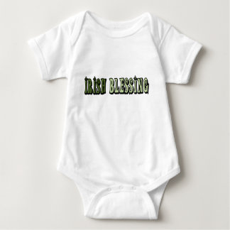 Irish Blessing Baby Bodysuit