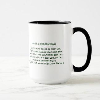 Irish Blessing-Countryside Mug