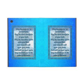 Irish Blessing iPad Mini Covers