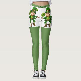 irish blessing leggings