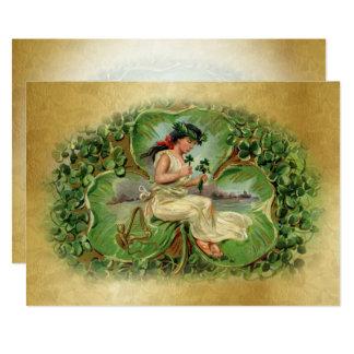 Irish Blessings - Flat 5 Card