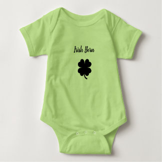 Irish Born Baby Bodysuit