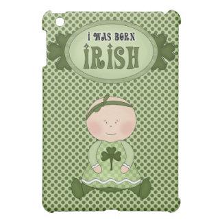 Irish Born St. Patrick's Day Speck Case iPad Case