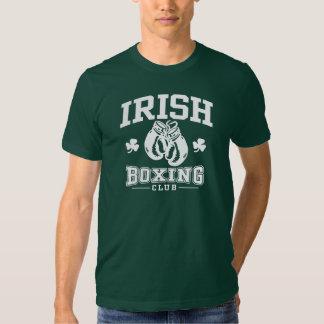 Irish Boxing Tee Shirt