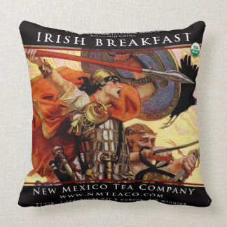Irish Breakfast Pillow