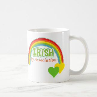 Irish By Association Coffee Mug