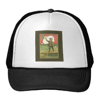 IRISH CANADIAN REGIMENT TRUCKER HATS