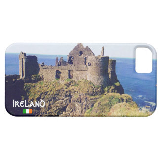 Irish Castle by the Sea, Ireland iPhone 5 Case