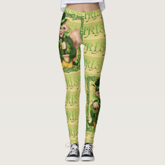 IRISH CAT LEGGINGS 2