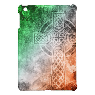 Irish Celtic Cross iPad Mini Covers