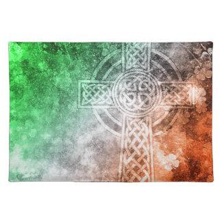 Irish Celtic Cross Placemat
