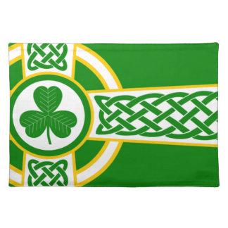 Irish_Celtic_Cross Placemat