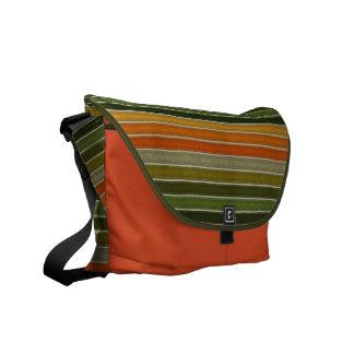 Irish Celtic Line Art Designer Rickshaw Messenger Courier Bags