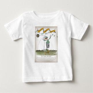 irish centre forward baby T-Shirt