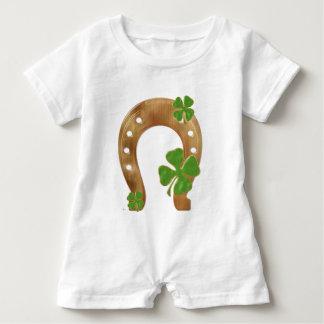 Irish Charm Whimsical BOYS Baby Bodysuit