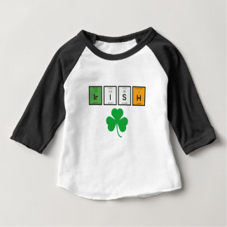 Irish chemcial elements Zc71n Baby T-Shirt