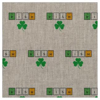 Irish chemcial elements Zc71n Fabric