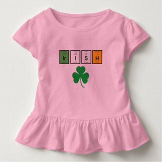 Irish chemcial elements Zc71n Toddler T-Shirt