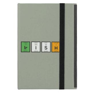 Irish chemcial elements Zy4ra Case For iPad Mini