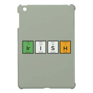 Irish chemcial elements Zy4ra Cover For The iPad Mini