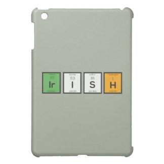 Irish chemcial elements Zy4ra iPad Mini Covers