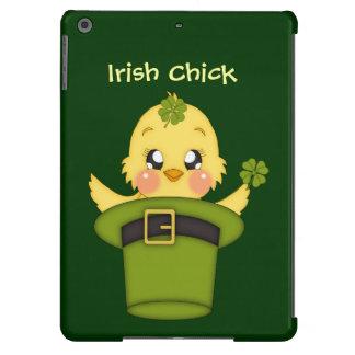 Irish Chick iPad Air Covers