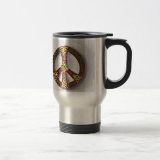 Irish Circle Travel Mug