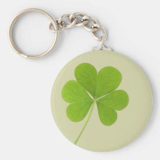 Irish Clover Key Chain