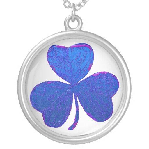 Irish Clover Custom Necklace