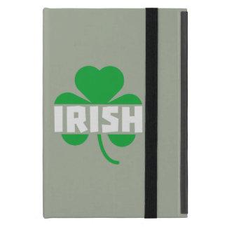 Irish cloverleaf shamrock Z2n9r Case For iPad Mini