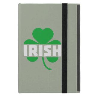 Irish cloverleaf shamrock Z2n9r Cover For iPad Mini