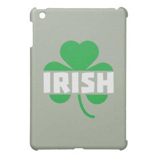 Irish cloverleaf shamrock Z2n9r iPad Mini Cover