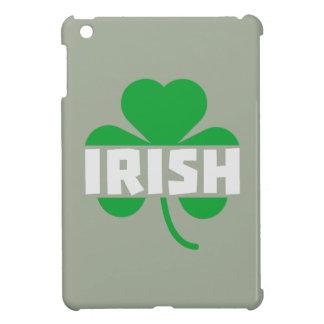 Irish cloverleaf shamrock Z2n9r iPad Mini Covers