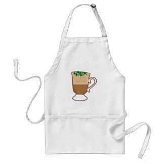 Irish Coffee Adult Apron