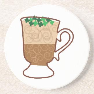 Irish Coffee Coasters